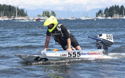 Harris Auto Group With Strong Showing in This Year's Bathtub Race