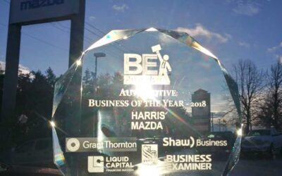 Harris Mazda | Vancouver Island Business of the Year – Automotive
